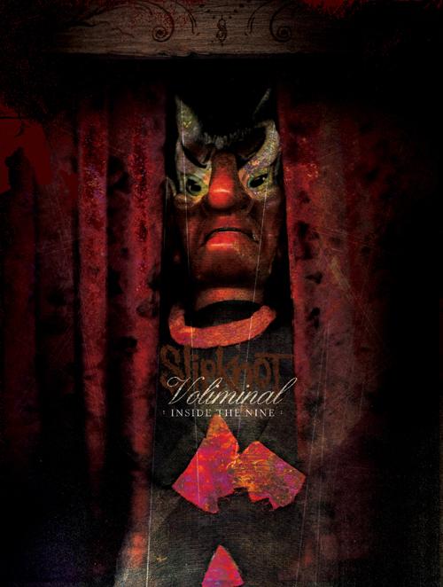 DVD - Slipknot - Voliminal Inside the Nine (2007)