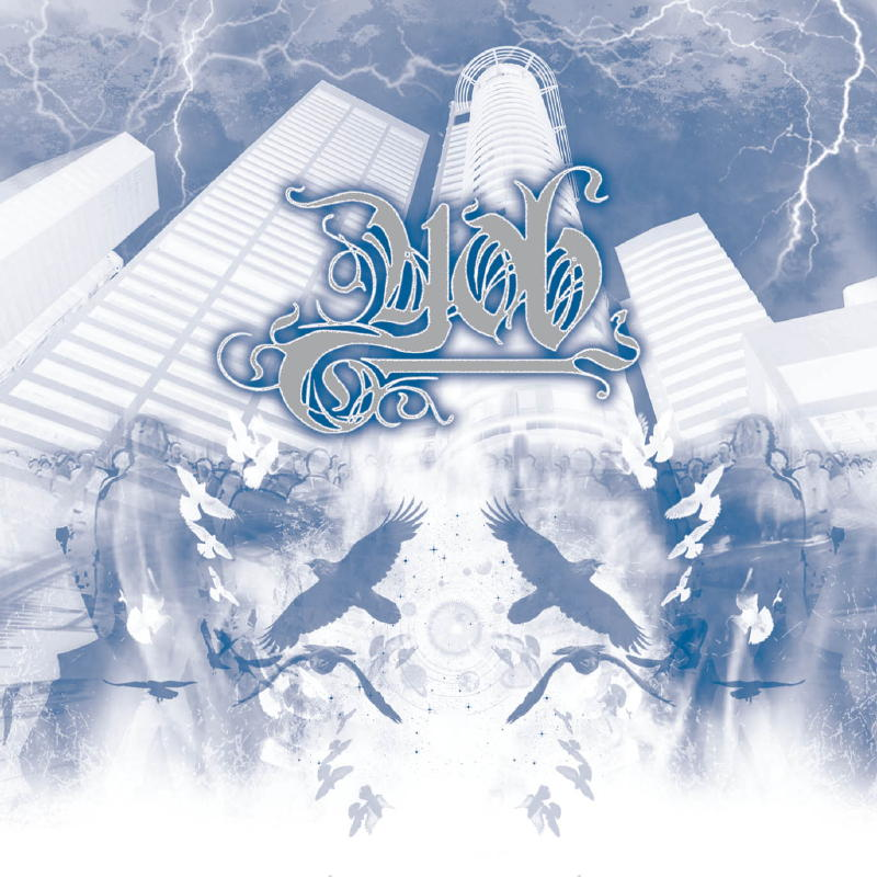Cover of YOB - The Unreal Never Lived
